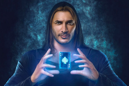Master Illusionist – Ahmed El Bayed Take Off World Tour