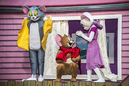 Tom & Jerry Live Show - The Crystal Quest
