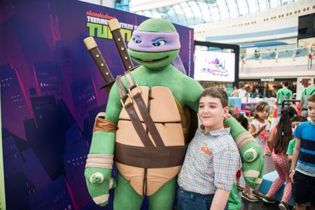 Teenage Mutant Ninja Turtles Green and Extreme