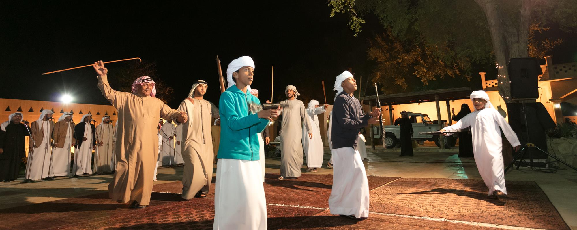 My Heritage My Responsibility At Al Ain Palace Museum