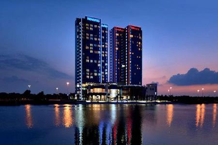 Novotel Abu Dhabi Gate Hotels