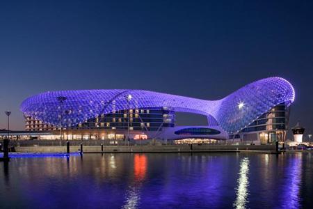 Yas Viceroy Abu Dhabi & Yas Plaza Hotels