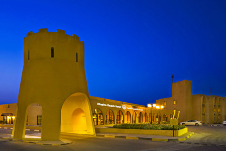 Al Dhafra Beach Hotel