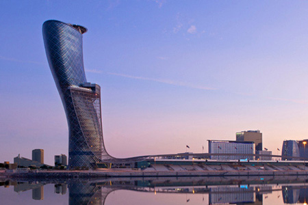 Andaz Capital Gate Hotel Abu Dhabi