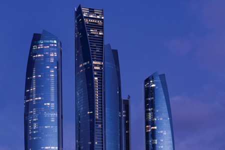 Jumeirah Hotel Apartments at Etihad Towers