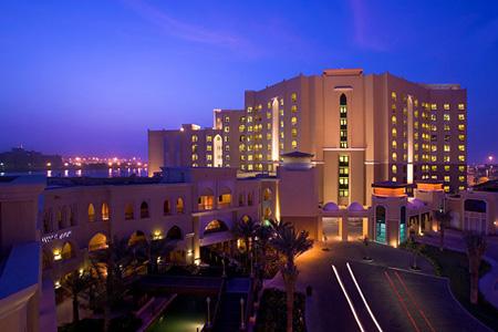 فندق تريدرز قرية البري أبوظبي