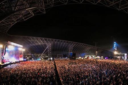 Концертные площадки du Arena и du Forum