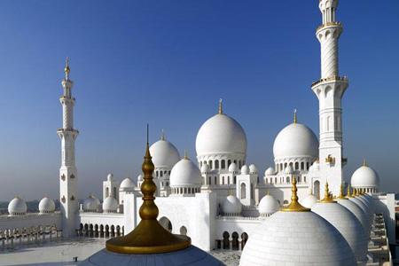 Découvrez Abou Dhabi