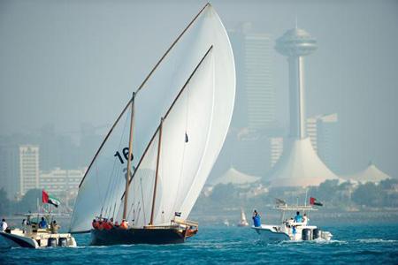 Sailing & Yacht Club di Abu Dhabi