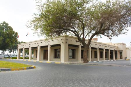 Il Majlis dello Sceicco Zayed all'Oasis Hospital di Al Ain