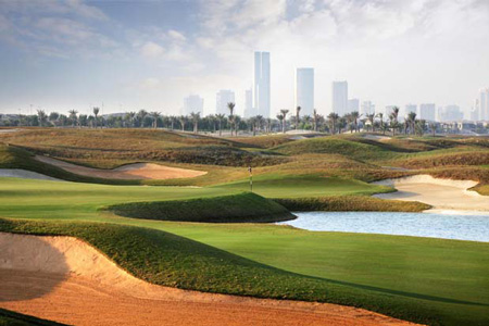 Club de Golf de Saadiyat Beach