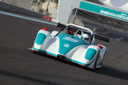 Drive Yas Marina Circuit