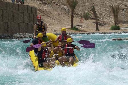Аквапарк Wadi Adventure