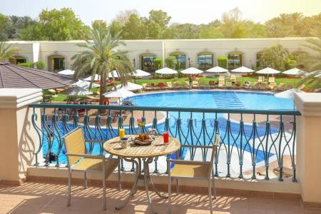 Explore the fun with Al Ain Rotana and Al Ain Zoo