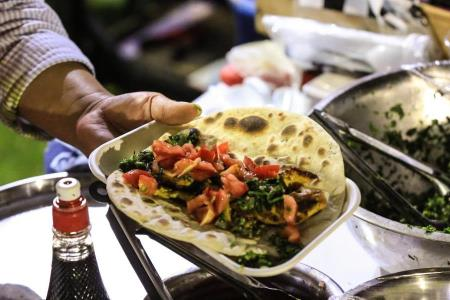 Abu Dhabi Food Festival 2017