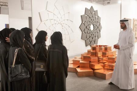 Abu Dhabi Art 2017