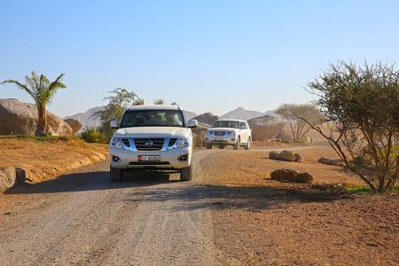 Safari in Al Ain