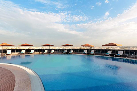 Al Nasseem Pool Bar
