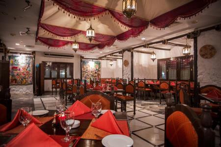 مطعم تانجور