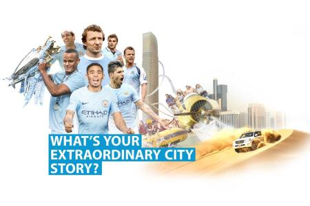 Your #ExtraordinaryCityStory