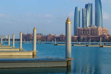 مارينا قصر الإمارات