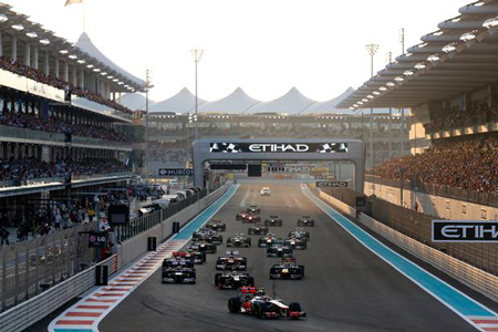 Informations sur la course F1®