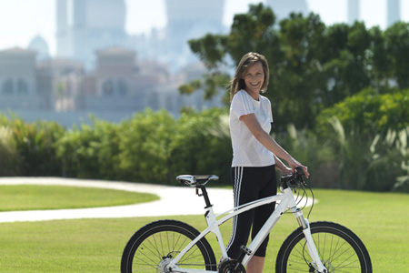 رياضة الدراجة الهوائية
