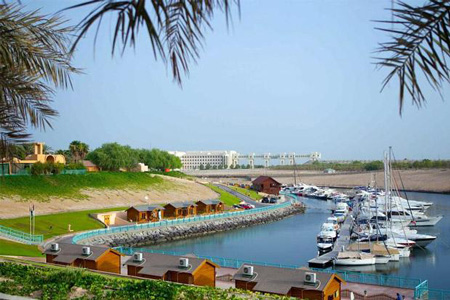 Ghantoot Marina & Resorts