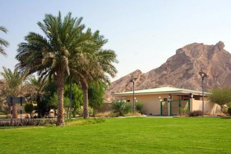 A Summer Seasoned With Variety at Green Mubazzarah Chalets
