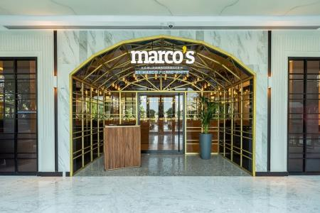 Marco's New York by Marco Pierre White