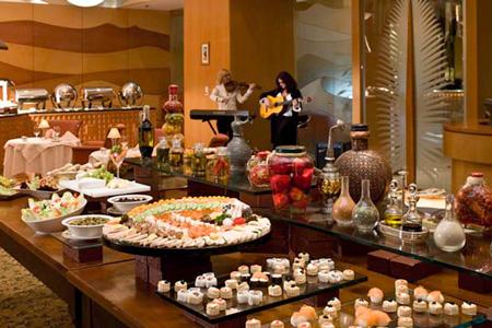 Le Belvedere Restaurant