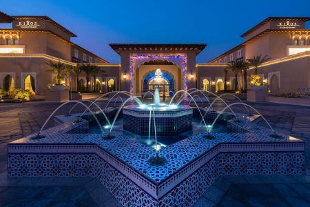 Das Rixos Hotel Saadiyat Island