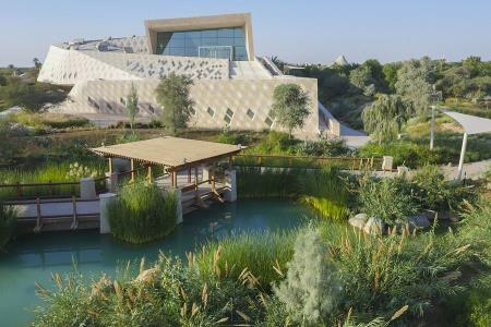 Sheikh Zayed Desert Learning Centre