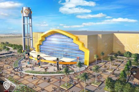 Warner Bros World Abu Dhabi