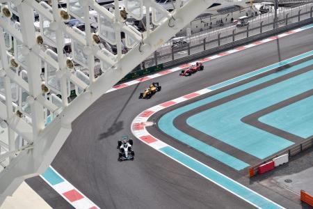 Circuit di Yas Marina