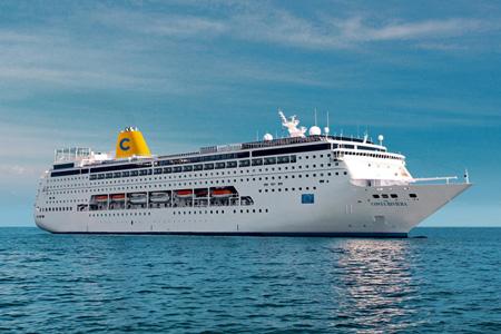 Круизы Costa Cruises