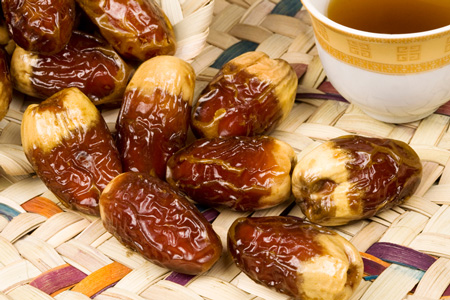 Dates, chocolates & sweets