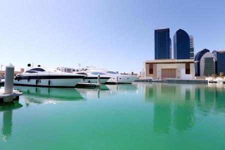 Marina de Marsa Al Bateen