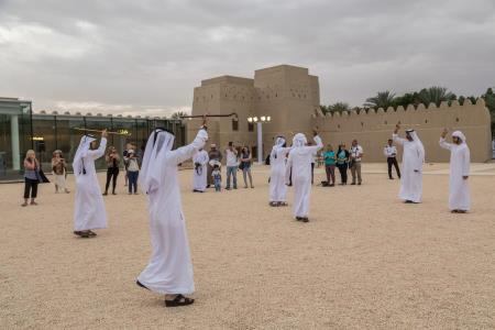 Qasr Al Muwaiji Events