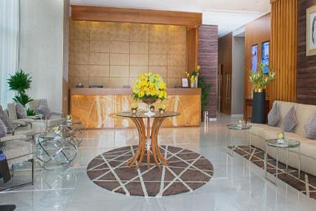 Отель Tryp by Wyndham в Абу-Даби