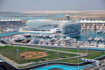 About Yas Marina Circuit