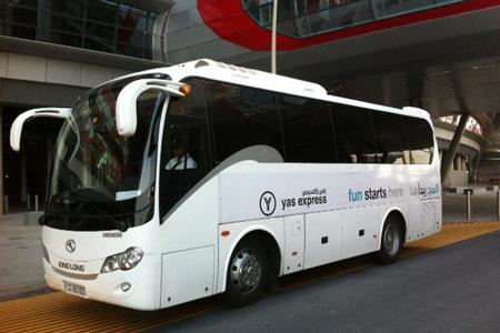 Автобусы Yas Express