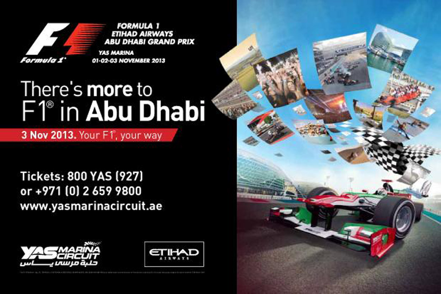 f1 abu dhabi schedule of events