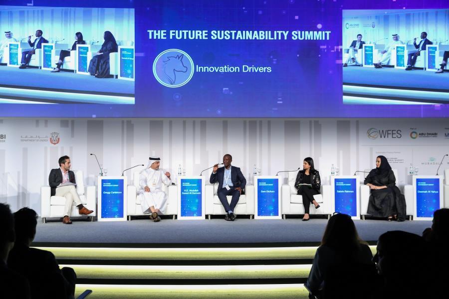Abu Dhabi Sustainability Week 2021