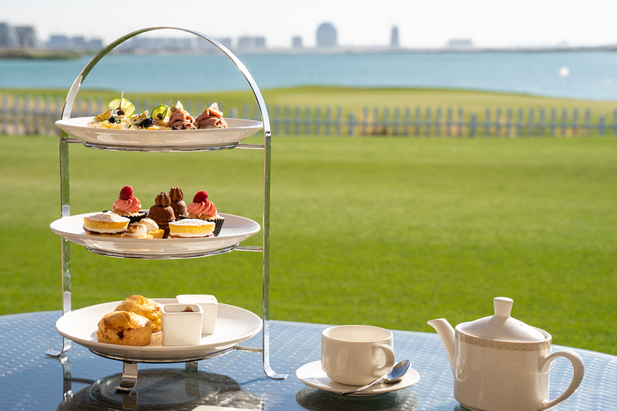 Afternoon Tea at Hickory's