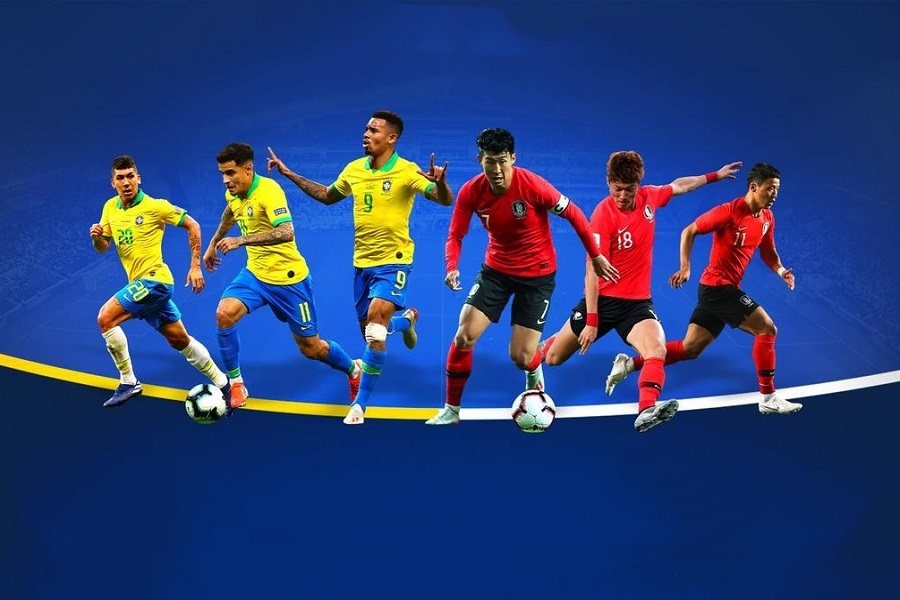brazil vs south korea - photo #1