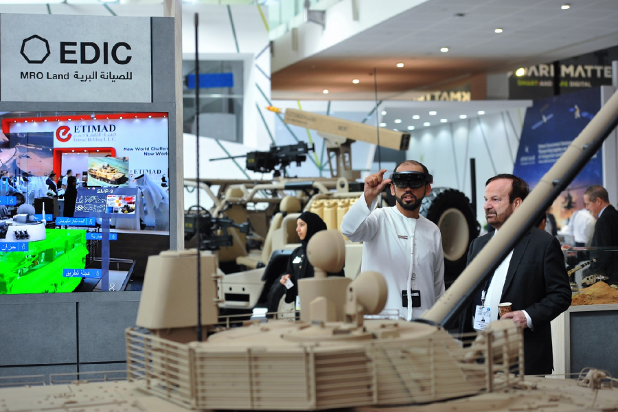 International Defence Exhibition and Conference (IDEX) 2021