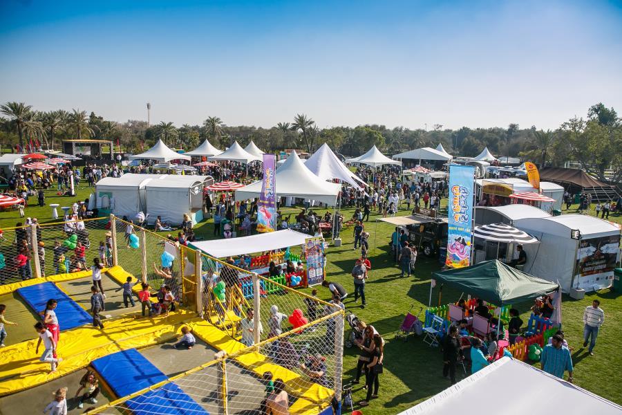 Love Food Festival Al Ain