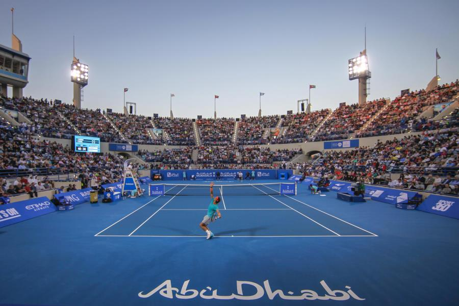 Abu Dhabi Tennis