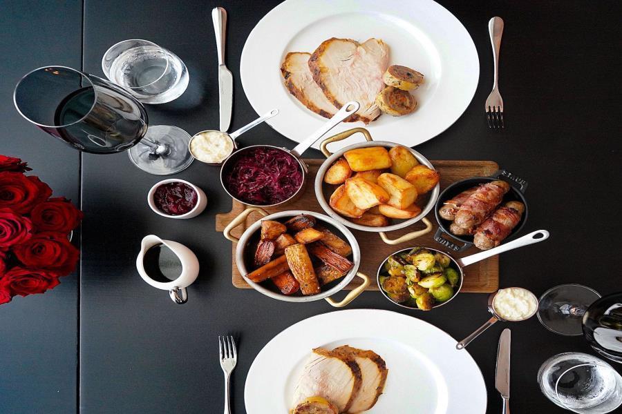 Oak Room: Saturday Roast